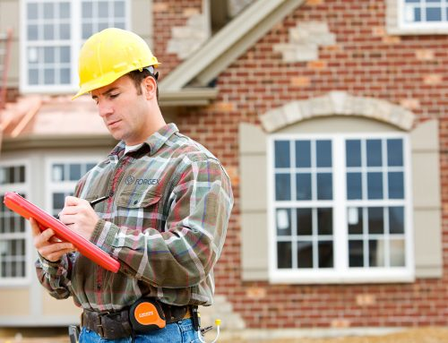 En ce temps de crise, utilisez votre temps libre. Prenez le temps d'inspecter vos immeubles!